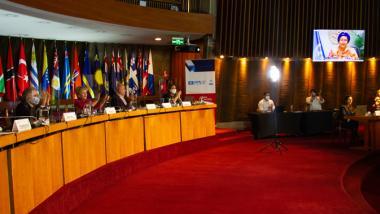 Clausura del 38 período de sesiones de la CEPAL